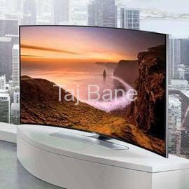 سامسونگ سری HU9000 با صفحه 65 اینچ3 بعدی 4K منحنیSAMSUNG LED 3D 4K CURVED SMART TV 65HU9000 SERIES 65 INCH