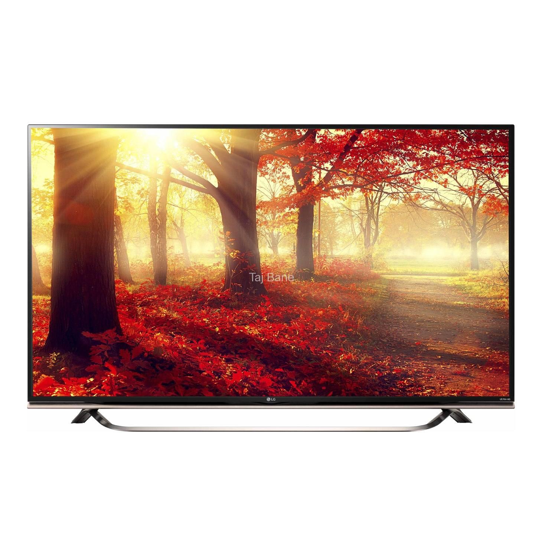 سه بعدی هوشمند ال جی LG SMART LED 3D TV 55UF850
