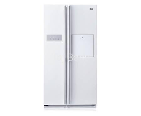 یخچال ساید بای ساید 29فوت ال جی Refrigerator Side By Side GC-C207BVQ LG