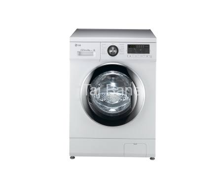 ماشین لباسشویی 8 کیلو گرم ال جی LG WASHING MACHINE WD961436AP