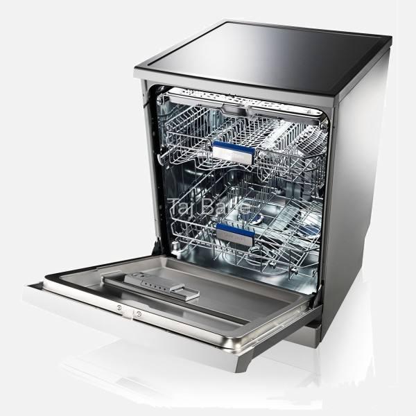 ماشین ظرفشویی بی صدای 12 نفره سامسونگ SAMSUNG DISHWASHER HYGIENIC DW60H5050