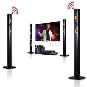 سینما خانگی  الجی مدل  DVD Wireless Home Theatre System DH7530T