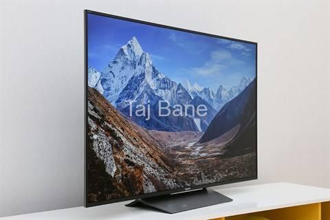 """تلویزیون 55"""" اینچ HDR 4K اسمارت اندروید سونی LED 4K (HDR) SMART SONY 55""""X8500D"""