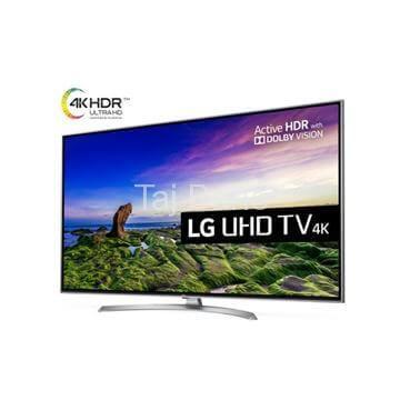 LG TV 49UJ750Vتلویزیون 49 اینچ الترا اچ دی ال جی