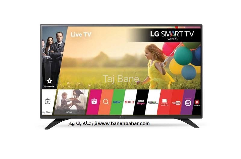 LG TV 55LH604vتلویزیون 55 اینچ فول اچ دی ال جی