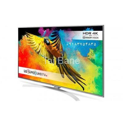 LG TV 55UH770تلویزیون 55 اینچ فورکی الترا اچ دی ال جی