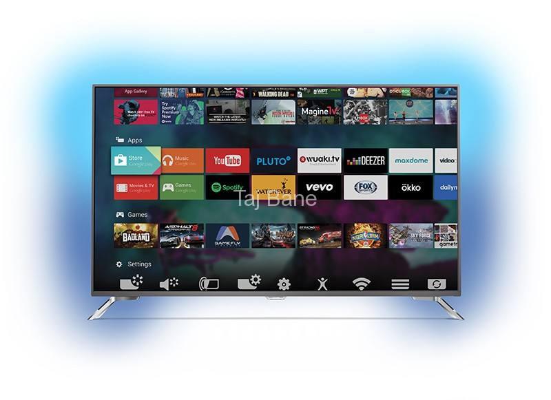 PHILIPS TV 55PUS7101تلویزیون 55 اینچ فورکا فیلیپس