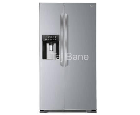 یخچال ساید بای ساید الجی مدل LG Refrigeratore side by side GSL325NSYV