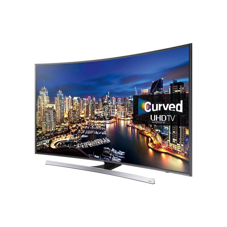 سامسونگ سری78JU7500 منحنی اولترا اچ دی سه بعدی  SAMSUNG  UHD LED 3D TV 4K 78JU7500