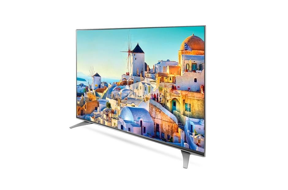 تلویزیون الترا اچ دی اسمارت اچ دی ار الجی LED ULTRA HD SMART LG 60UH750V