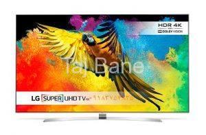 LG TV 65UH950Vتلویزیون 65 اینچ سوپر یو اچ دی ال جی