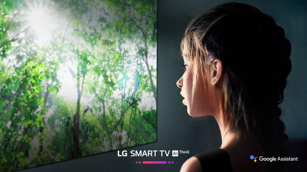تلویزیون 49 اینچ ال جی LED مدل UK6400