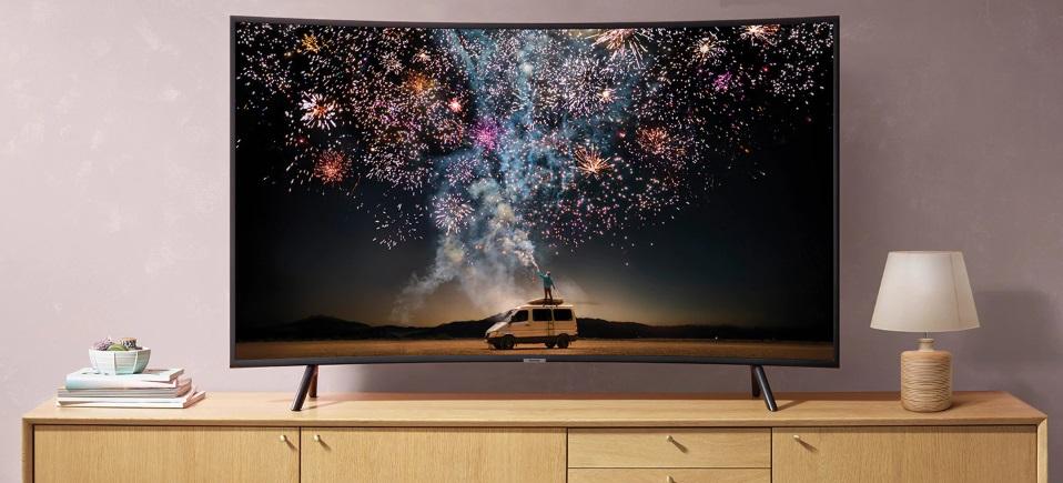 تلویزیون 55 اینچ سامسونگ LED مدل RU7300K