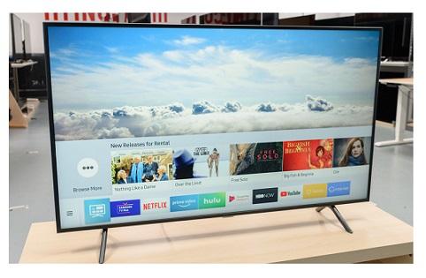تلویزیون 55 اینچ سامسونگ LED مدل RU7100K